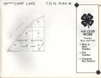 Carp Lake T51N-R44W, Ontonagon County 1959